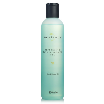Refreshing Bath & Shower Gel, kylpy- ja suihkugeeli